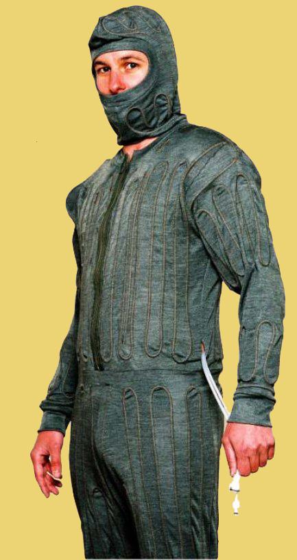 Kejo Saviour EOD Suit - Saviour Cooling Suit